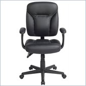 TECHNI MOBILI  9105 Ergonomic Task Chair in Black