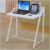 Techni Mobili Student Computer Desk in White
