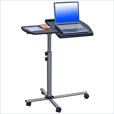 TECHNI MOBILI Ventura Mobile Laptop Stand in Graphite