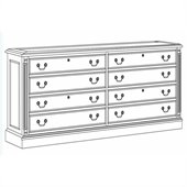 DMi Keswick Lateral File Credenza