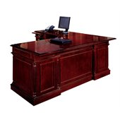 DMi Keswick Left Executive 66 in. Width L-Desk