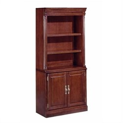 DMi Keswick Bookcase with Cabinet