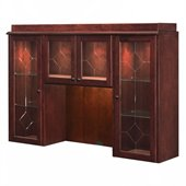 DMi Oxmoor 72 in. Hutch without Return Mouldings