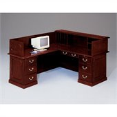 DMi Governors 66 in. Reception Desk