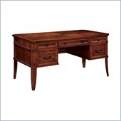 DMi Arlington Wood Writing Desk in Medium Walnut