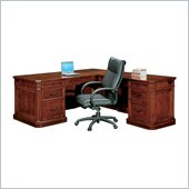DMi Arlington Executive L-Shaped Desk