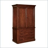 DMi Arlington 2 Drawer Lateral Wood File Storage Cabinet in Walnut
