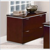 DMi Pimlico Veneer 2 Drawer Lateral Wood File Cabinet