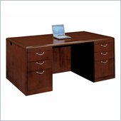 DMi Summit Executive 72 in. Desk (Assembled)
