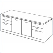 DMi Summit Storage Credenza