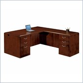 DMi Summit Executive 72 in. Right L-Shaped Desk (Assembled)