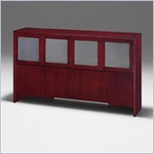 DMi Summit 72 in. Hutch with Frosted Glass Door Panels