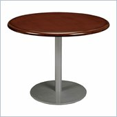 DMi Summit 3.5' Round Conference Table with Column Base in Cherry