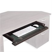 DMi Pimlico Laminate Optional Center Drawer for 72 in. Desks and Credenzas
