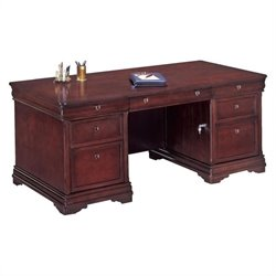 DMi Rue de Lyon 72 in. Executive Desk