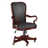 DMi Rue de Lyon Gooseneck Arm Desk Chair