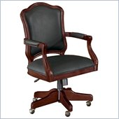 DMi Rue de Lyon Shaped High Back Desk Chair