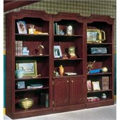 DMi Governors Wall Bookcase with Cabinet 