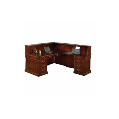 DMi Keswick Right Reception L-Desk