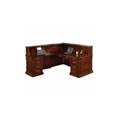 DMi Keswick Left Reception L-Desk