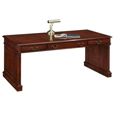 DMi Keswick Wood Writing Desk in English Cherry