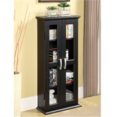 Walker Edison 41 inch Wood DVD Tower