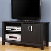 Walker Edison 44 Cordoba Black TV Stand