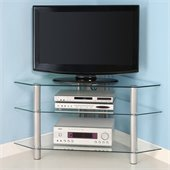 Walker Edison Bermuda 44 Corner TV Stand