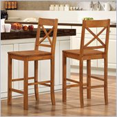 Walker Edison 26 Millwright Barstool in Antique Brown