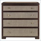 Stanley Furniture Hudson Street Dark Espresso Hall Chest