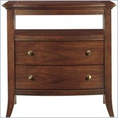 Stanley Furniture Hudson Street Warm Cocoa Bachelor's Chest