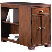 Stanley Furniture Hudson Street Warm Cocoa Boulevard Bookcase End Table