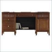Stanley Furniture Hudson Street Warm Cocoa Computer File Desk