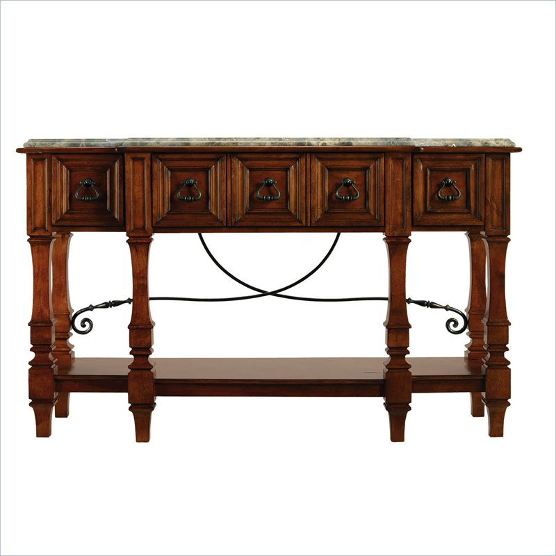 Stanley Furniture Santa Barbara Maple Sideboard With Marble Top 461