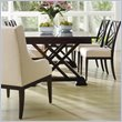 ADD TO YOUR SET: Stanley Furniture Continuum Casual Dining Table in Amaretto Cherry Finish