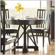 ADD TO YOUR SET: Stanley Furniture Modern Craftsman Red House Revival Table in Mink