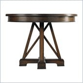 Stanley Furniture Modern Craftsman Red House Revival Table in Saddle