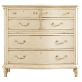 Stanley Furniture Portfolio European Cottage Media Chest in White