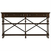 Stanley Furniture European Farmhouse Huntboard in Terrian