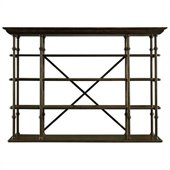 Stanley Furniture European Farmhouse Open Air Shelf in Terrain