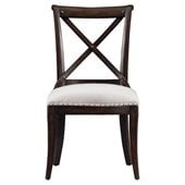 Stanley Furniture European Farmhouse Guest Chair in Terrian