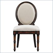 Stanley Furniture European Farmhouse Side Chair in Terrian