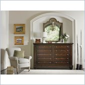 Stanley Furniture European Farmhouse Brittany Dresser in Terrian