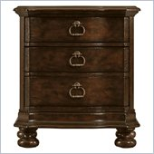 Stanley Furniture European Farmhouse Night Stand in Terrian