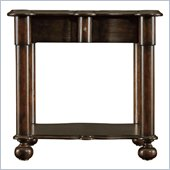Stanley Furniture European Farmhouse Companion Table in Terrian