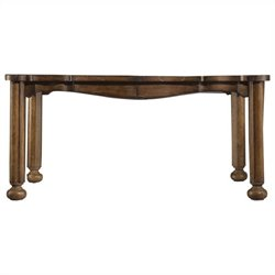 Stanley Furniture European Farmhouse Market Dining Table in Blond