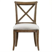 Stanley Furniture European Farmhouse Guest Chair in Blond