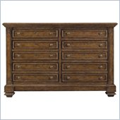 Stanley Furniture European Farmhouse Brittany Dresser in Blond