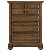 Stanley Furniture European Farmhouse Brittany Drawer Chest in Blond