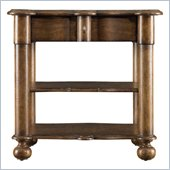 Stanley Furniture European Farmhouse Salon Companion Table in Blond